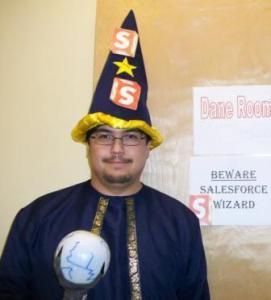 Beware Salesforce Wizard