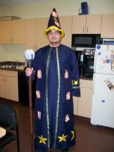 Salesforce Wizard Oct 2008